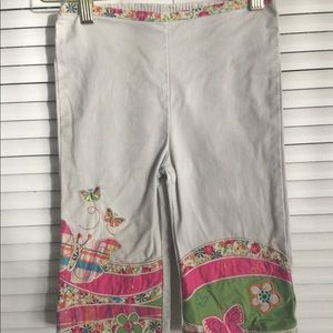 Children's Place Capri Pant Stretch Girls Size 4T
